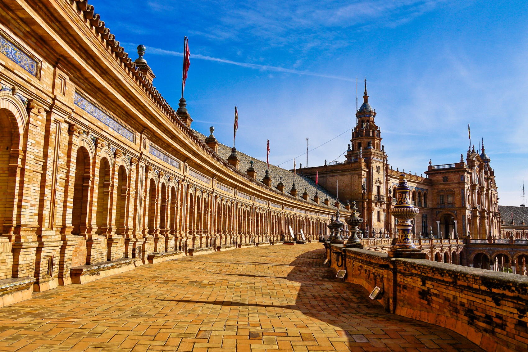 Caught In Time - Seville