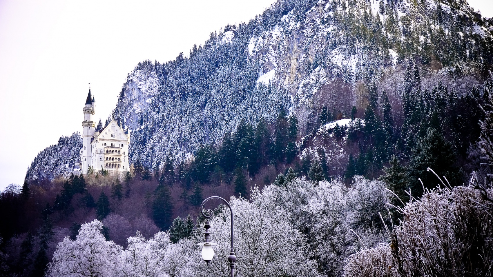 Caught In Time - Schwangau, Germany