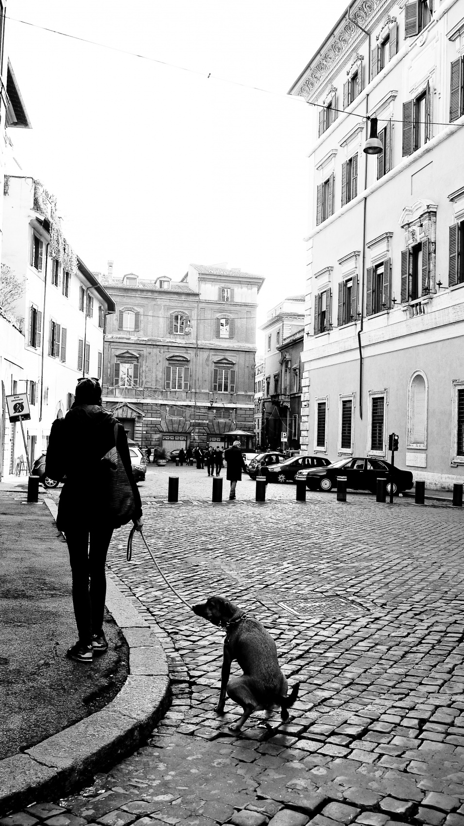 Caught In Time - Streets of Rome