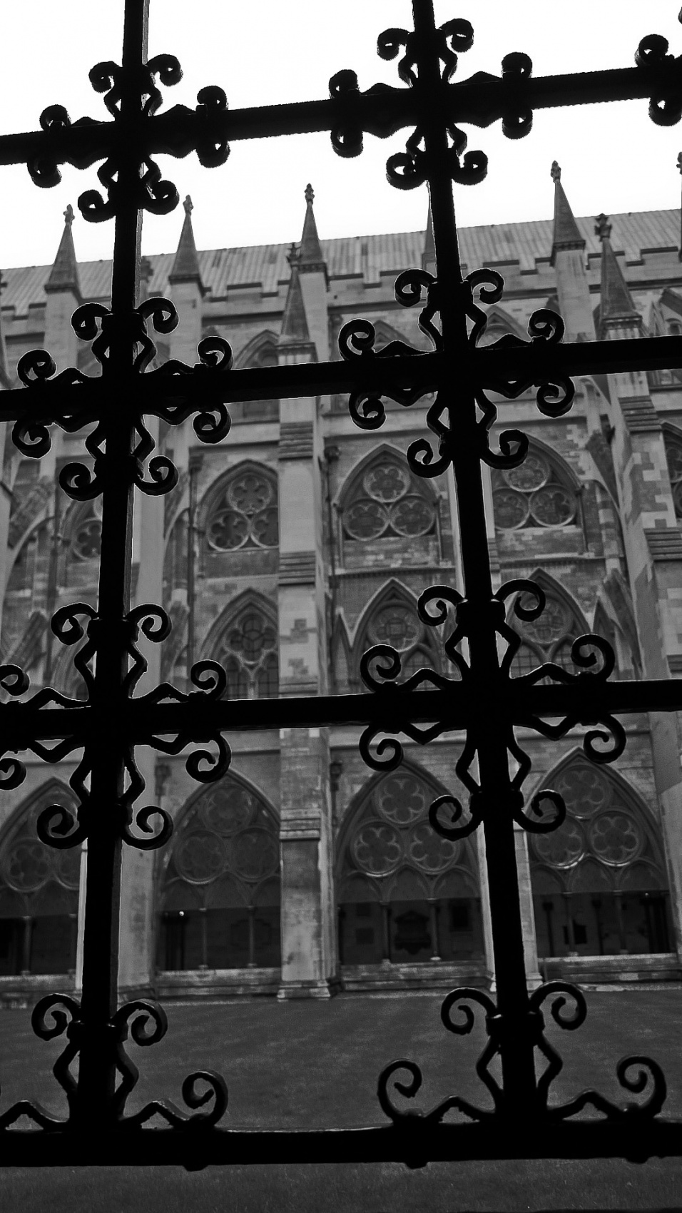 Caught In Time - Westminster Abbey, London