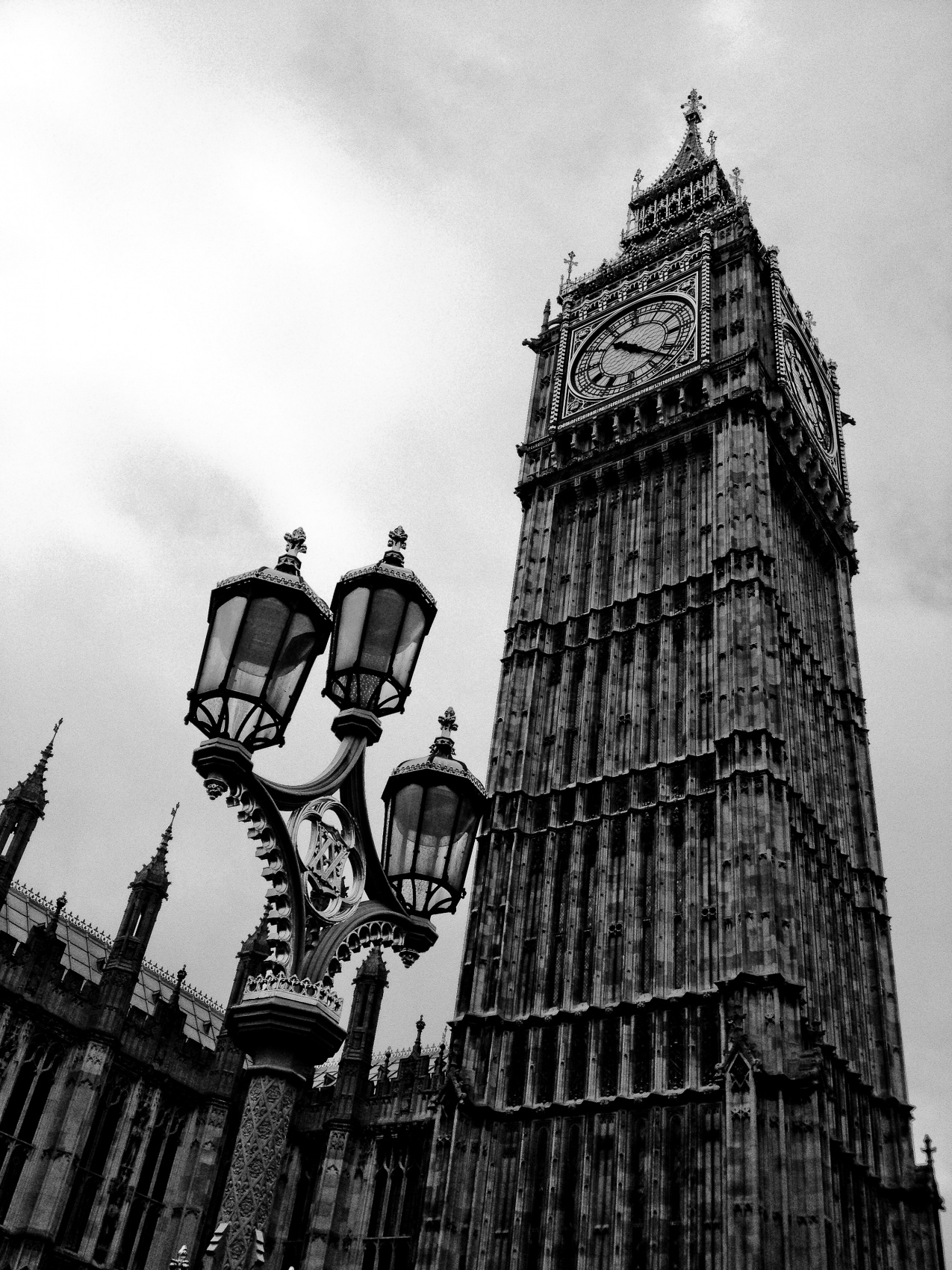 Caught In Time - Big Ben, London