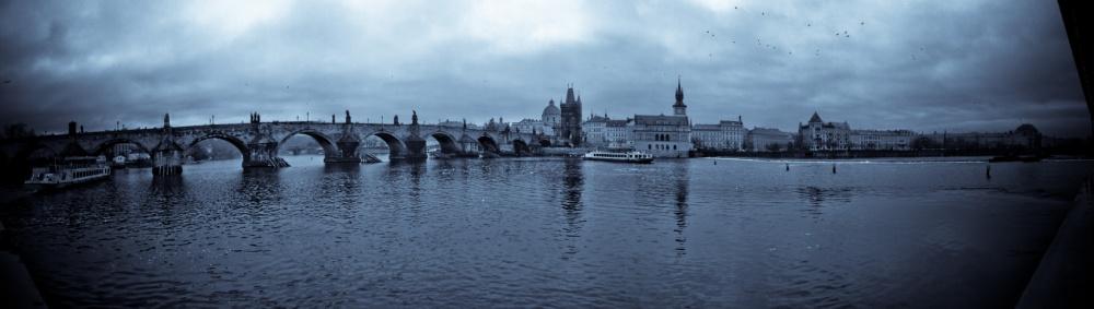 Caught In Time - Prague , Czech Republic
