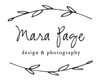 Mara Page // Graphic Design and Photography
