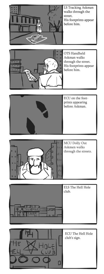 Djip - Storyboard Askman