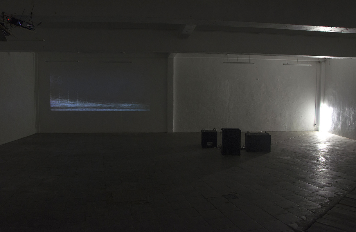 Karolien Chromiak - Installation view