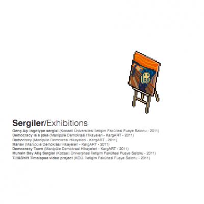 Sefa Feyzioglu - Sergiler/Exhibitions