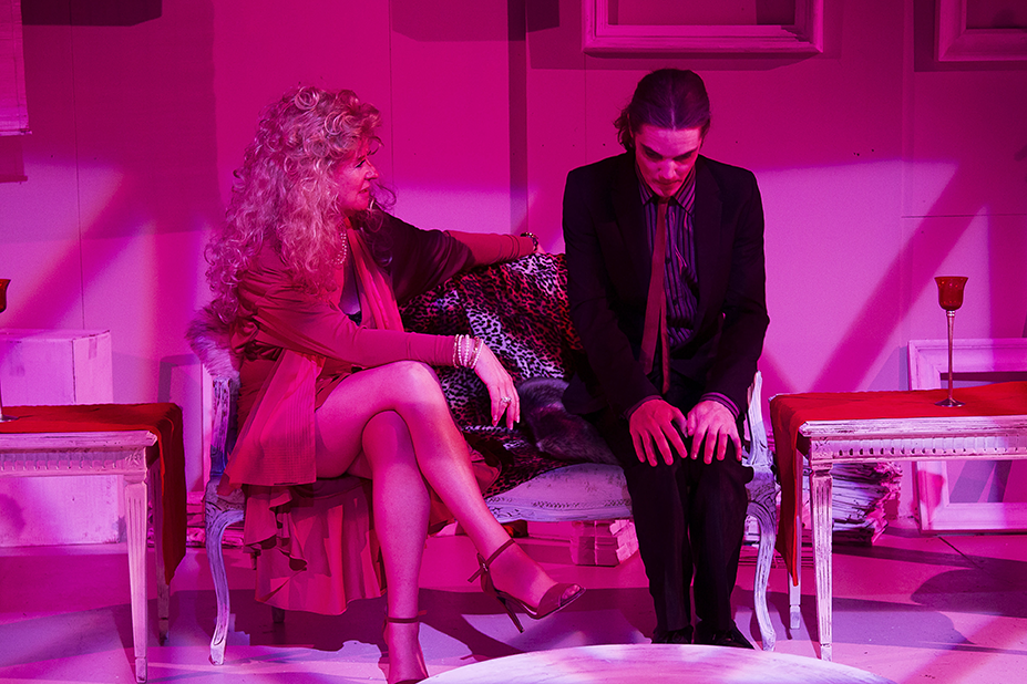 westudio fotografía - Diary of Scoundrel, Escapade theatre