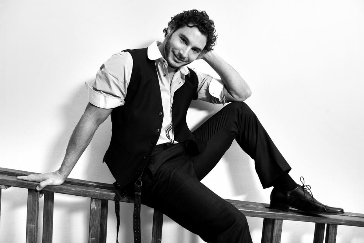 westudio fotografía - Marcos Caniggia, actor y modelo