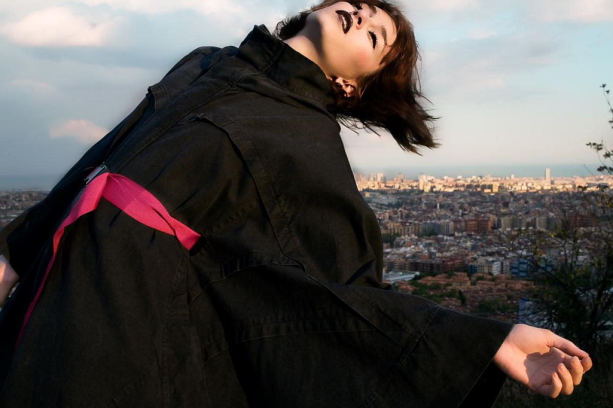 westudio fotografía - Caída libre, de Gemma Degara