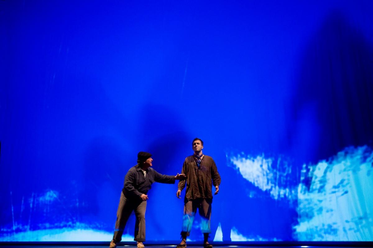 westudio fotografía - Badalona la mar dHistòries, Teatre Principal de Badalona