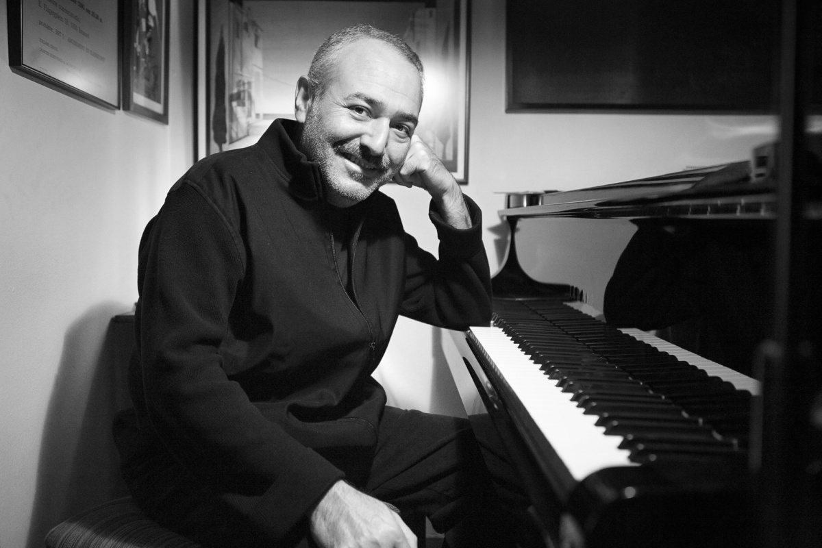 westudio fotografía - Lluís Vidal, compositor