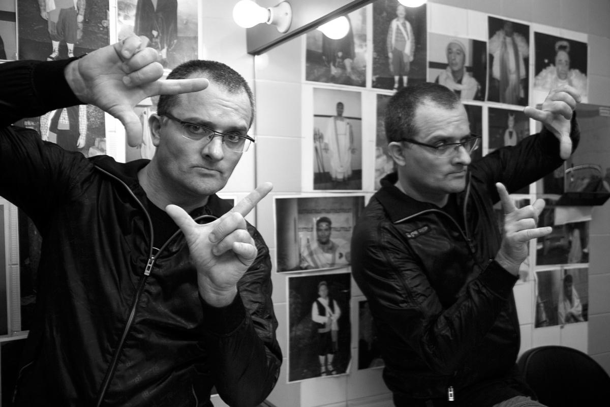 westudio fotografía - Toni Albà, actor y director de teatro