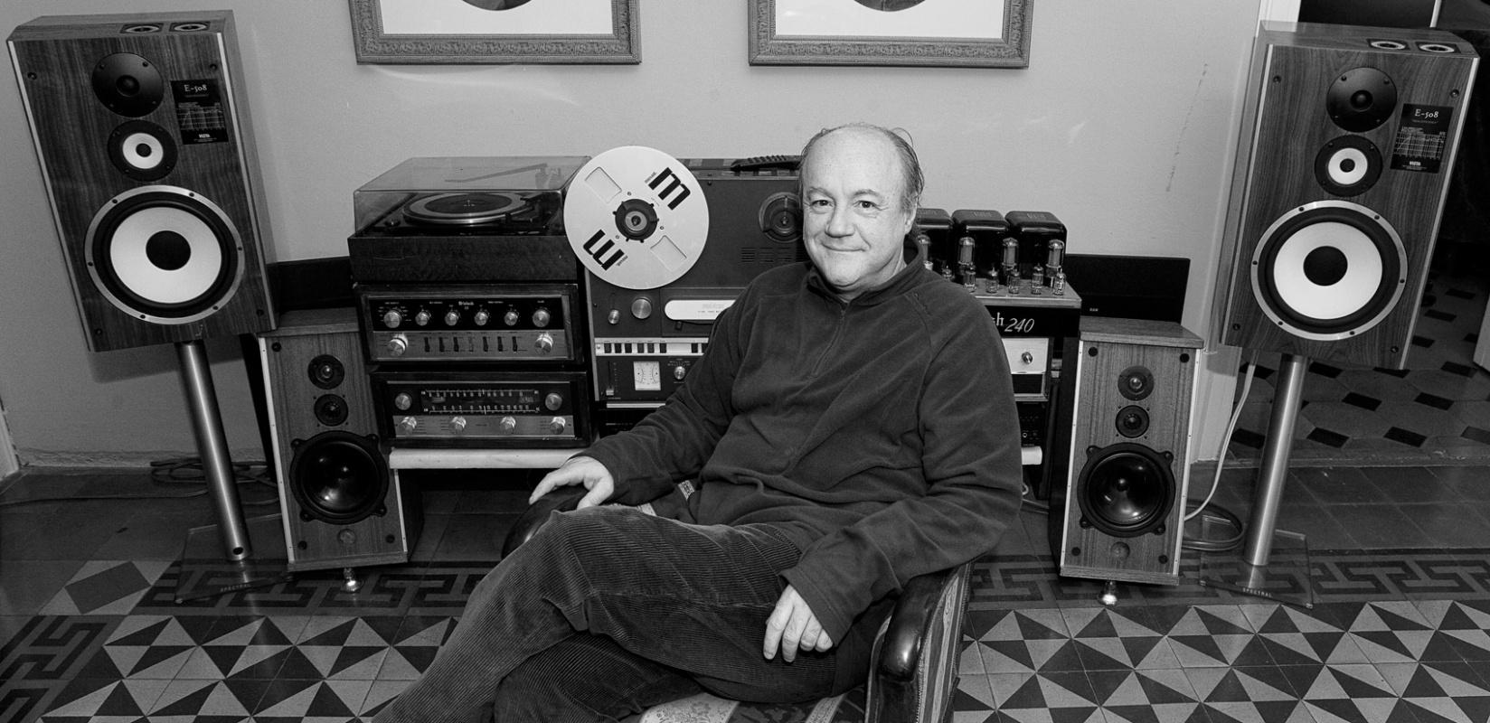 westudio fotografía - Miquel Roger, compositor