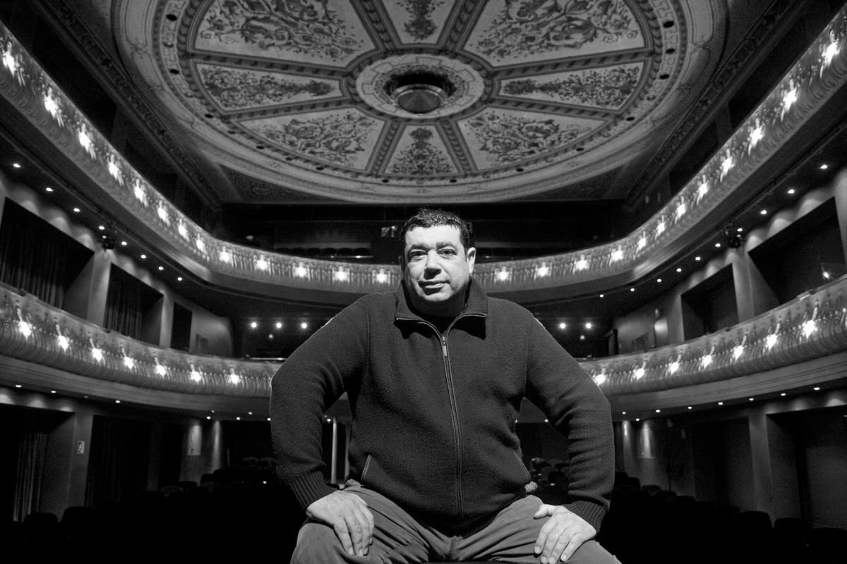 westudio fotografía - Joan Anton Sánchez, director de teatro