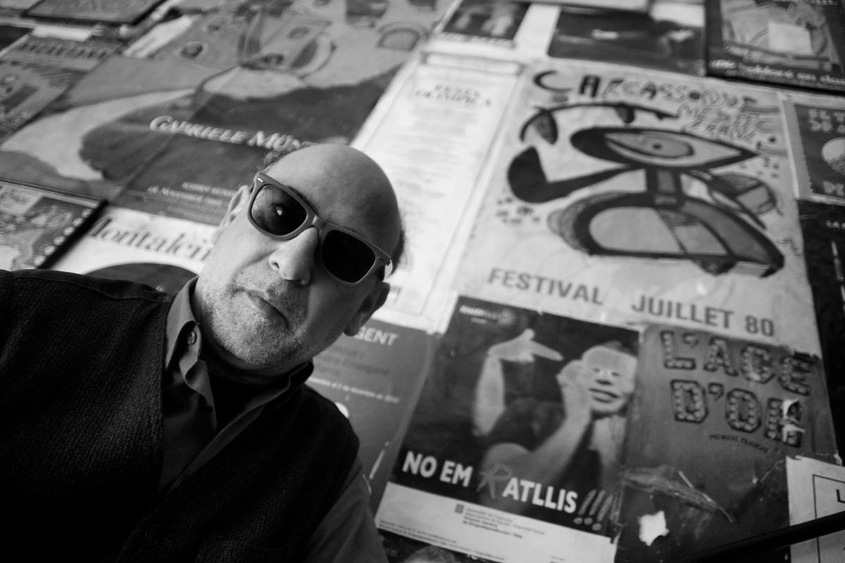 westudio fotografía - Berty Tovías, director de teatro