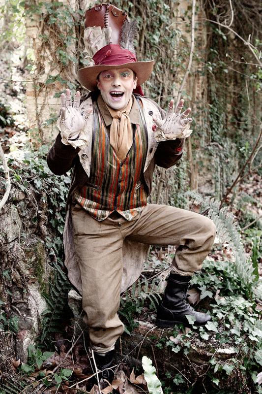 westudio fotografía - Alice in Wonderland, Escapade Theatre