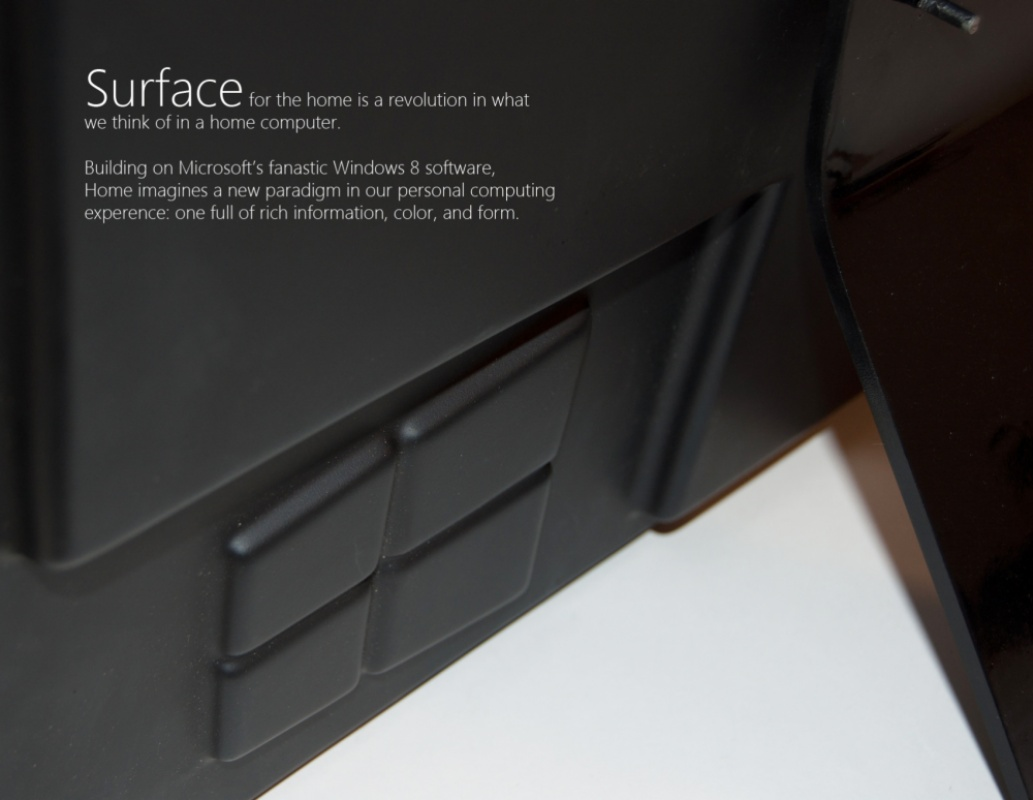 Surface for the home -