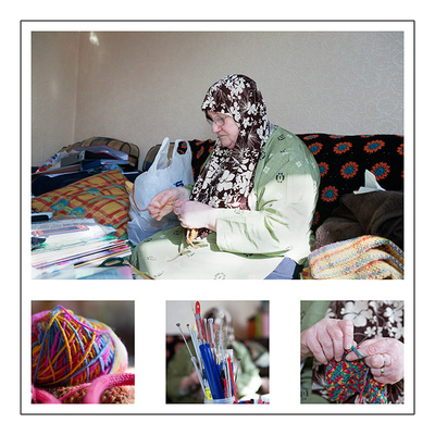Southmag Photography - Yarn Crafter