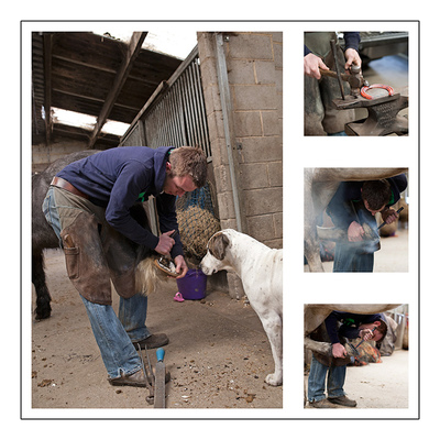 Southmag Photography - Farrier