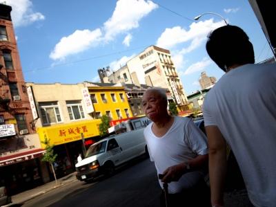 Anne Frédérique Préaux - Chinatown, New York (2010)