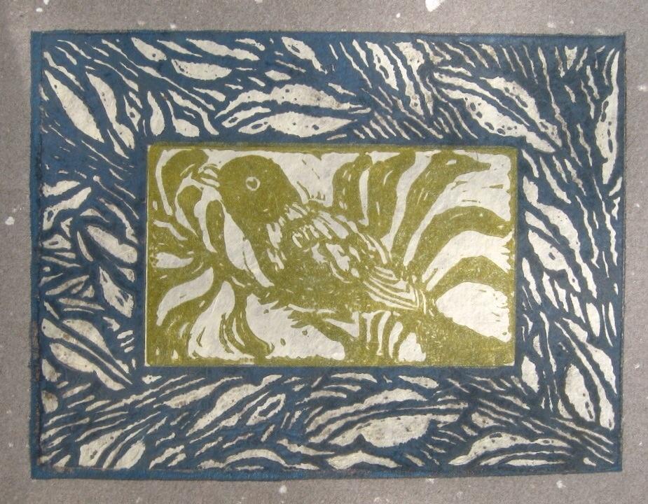 DIANA DAYMOND ART AND DESIGN - CUT SONGBIRD