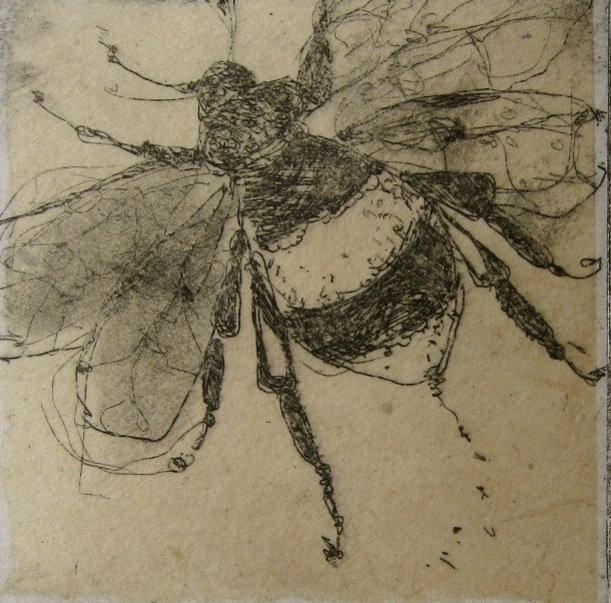 DIANA DAYMOND ART AND DESIGN - BUBBLEBEE
