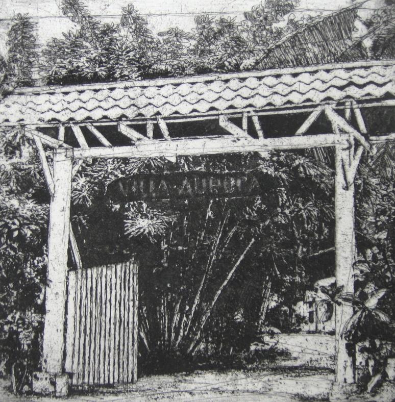 DIANA DAYMOND ART AND DESIGN - VILLA AURORA