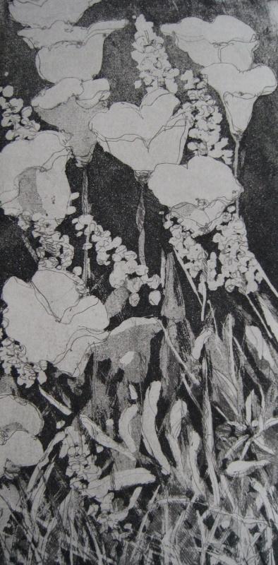 DIANA DAYMOND ART AND DESIGN - POPPIES