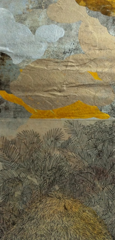 DIANA DAYMOND ART AND DESIGN - POOLSIDE
