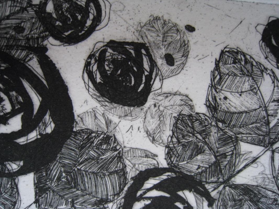 DIANA DAYMOND ART AND DESIGN - SUGAR LIFT FLOWERS