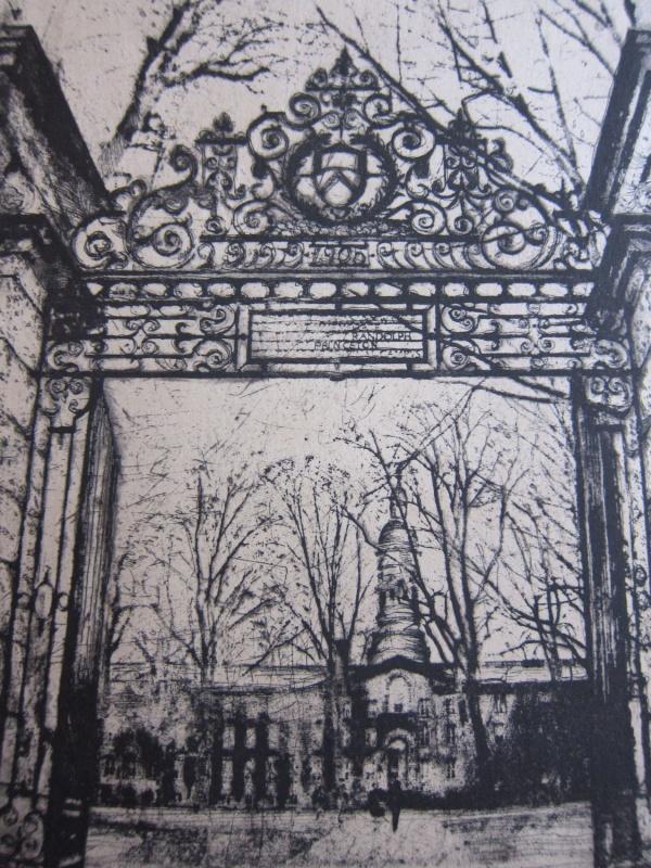 DIANA DAYMOND ART AND DESIGN - THE GATE
