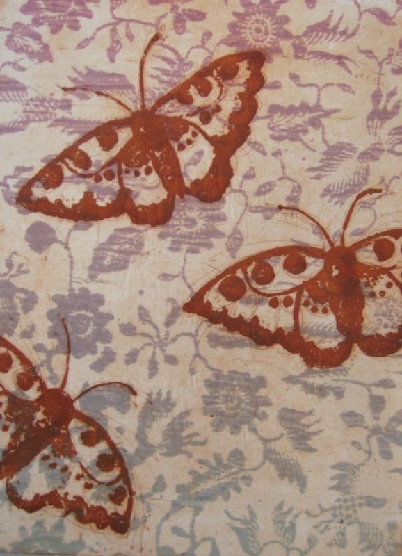 DIANA DAYMOND ART AND DESIGN - BATIK BUTTERFLIES