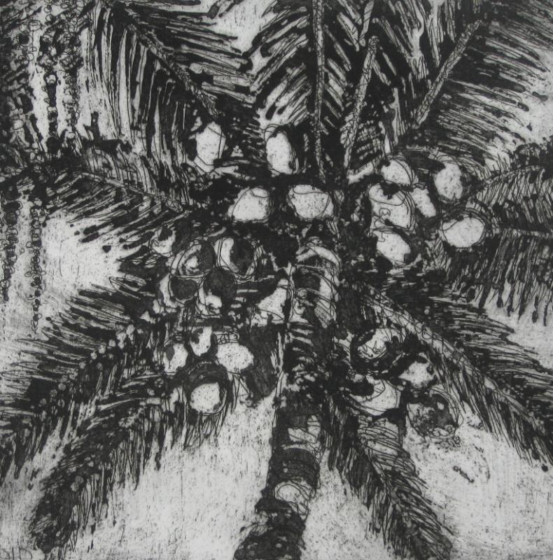 DIANA DAYMOND ART AND DESIGN - SUGAR PALM