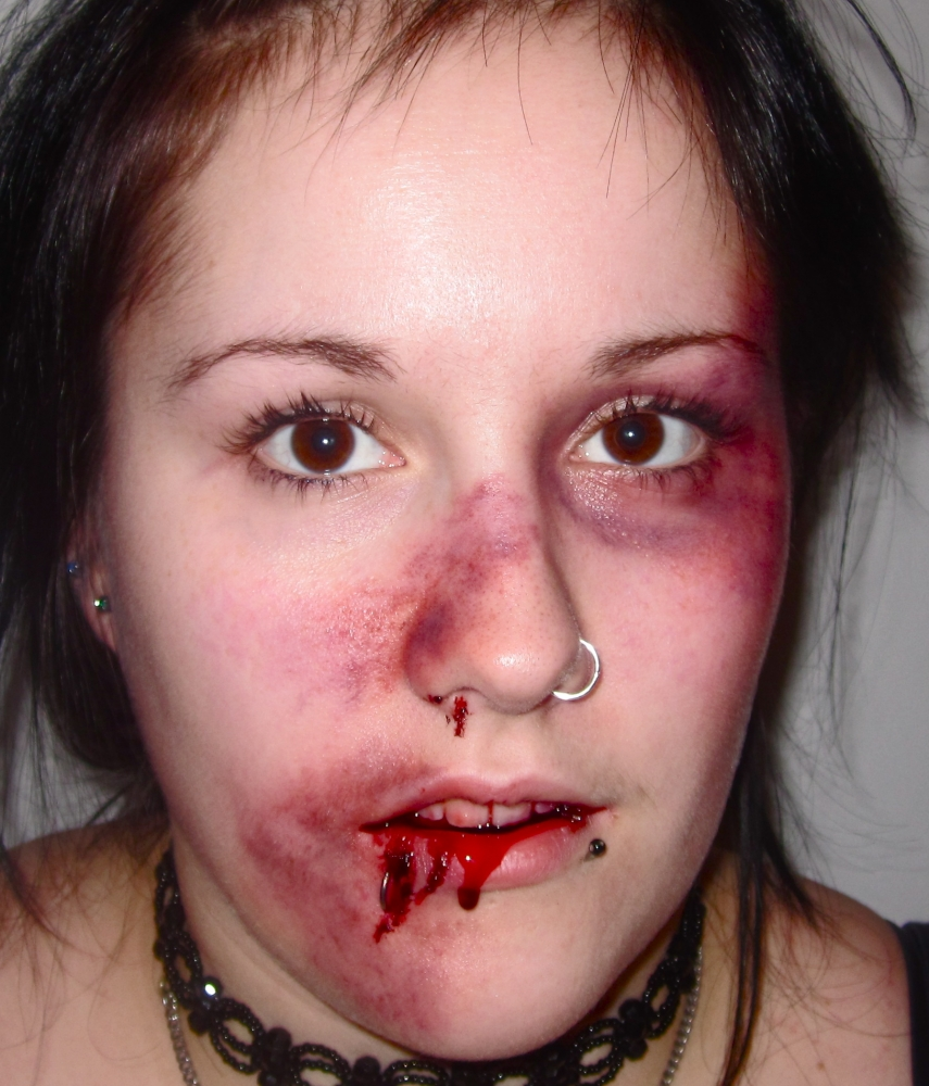 Make Up by ASM - Bruising