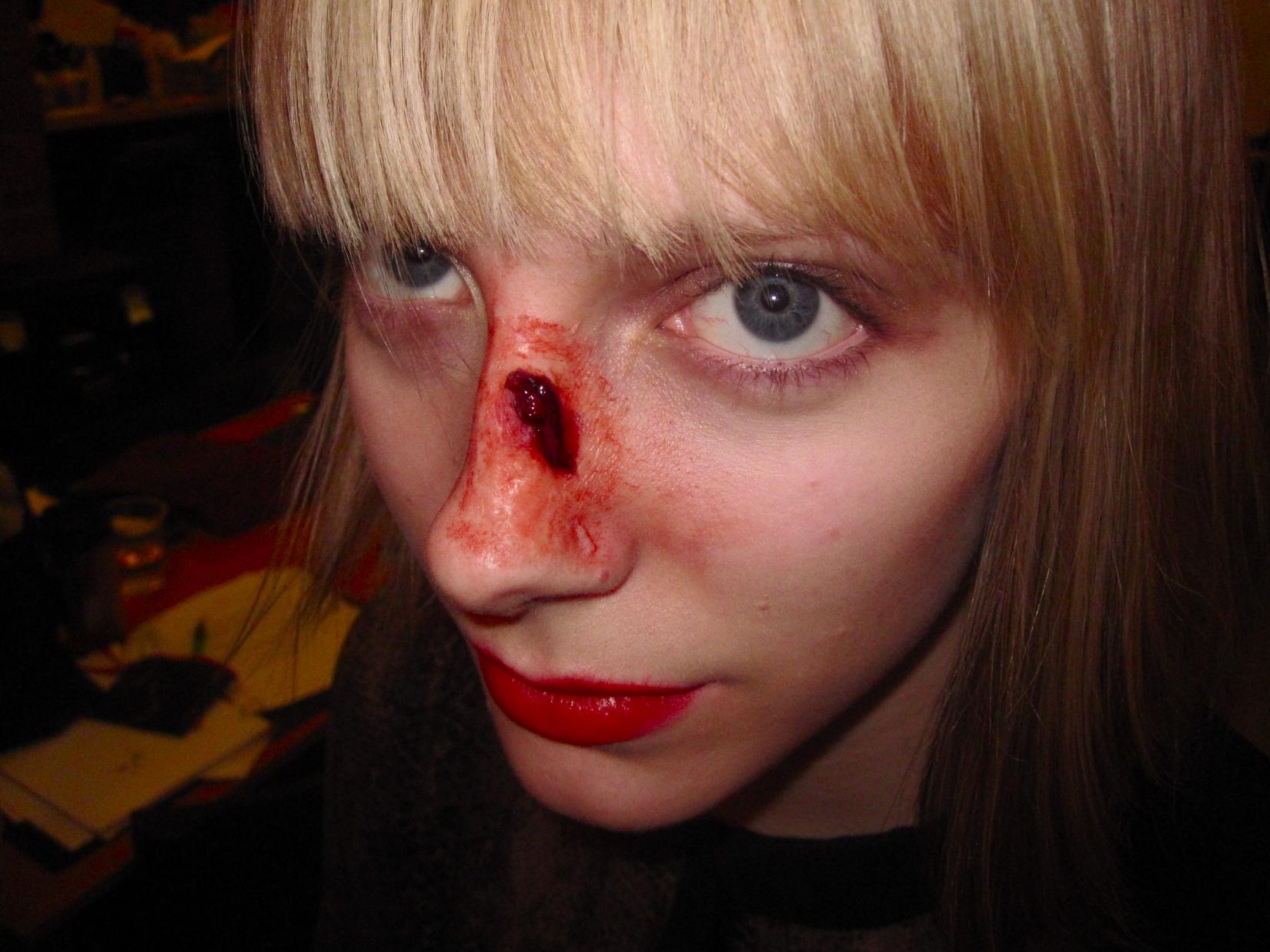 Make Up by ASM - Broken nose