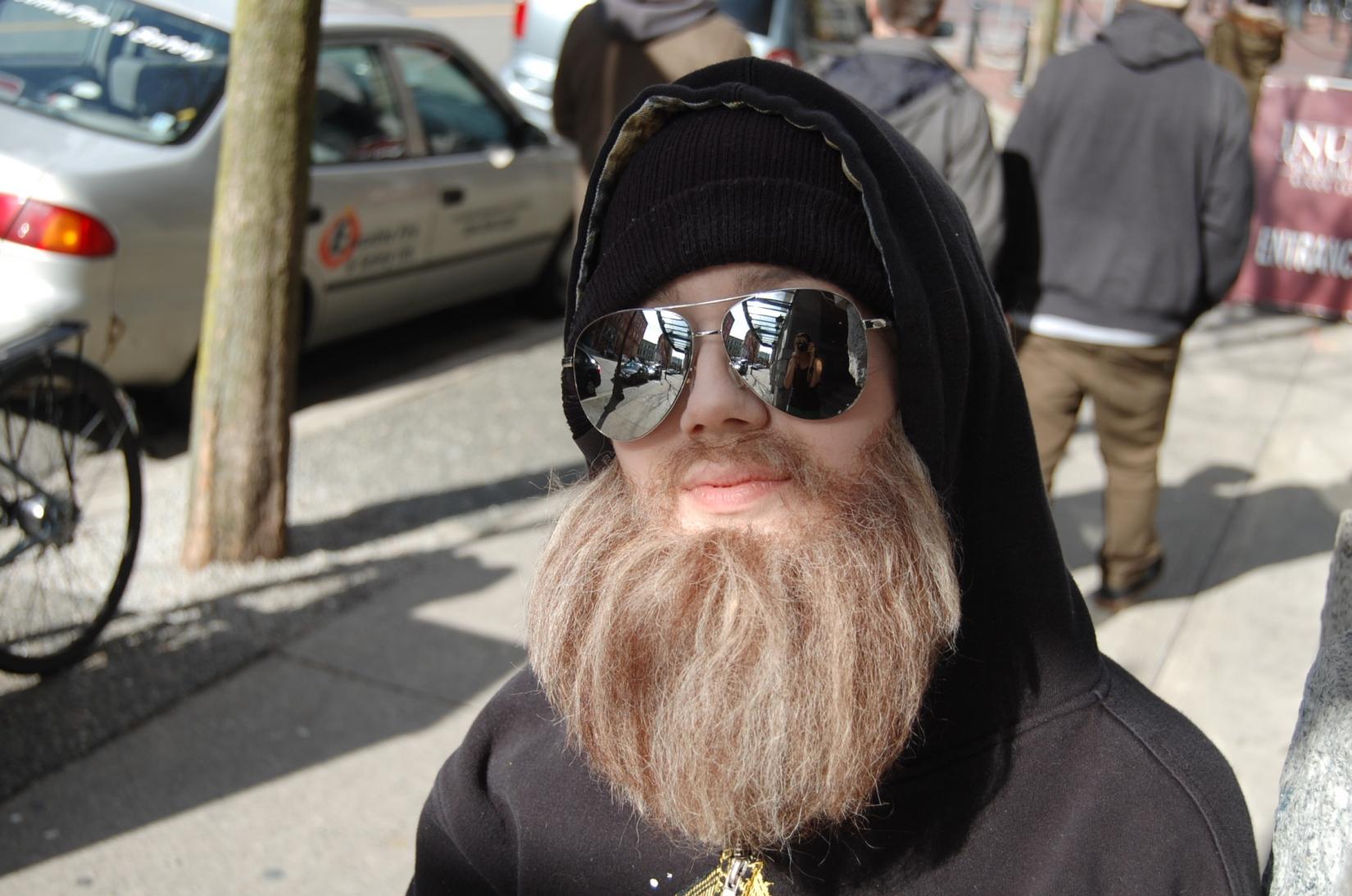 Make Up by ASM - Fake long beard