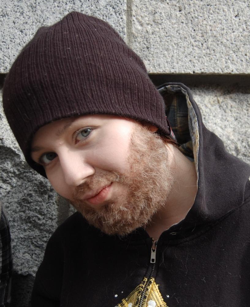 Make Up by ASM - Fake Beard