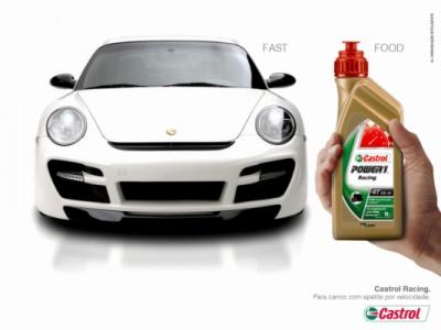 Advertising and Designer - Proposta Email MKT Castrol