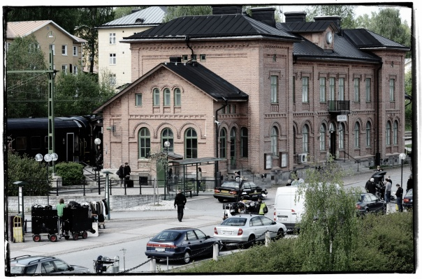 Sollefteå fotograf Lennart Angermund - The girl with the dragon tattoo