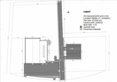 Alex_Anitei_portfolio - Site plan