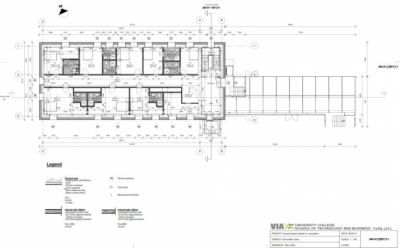 Alex_Anitei_portfolio - Ground floor plan