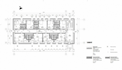 Alex_Anitei_portfolio - First floor plan