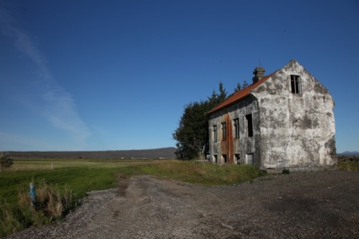 dylancheasleyphotography - Abandoned house