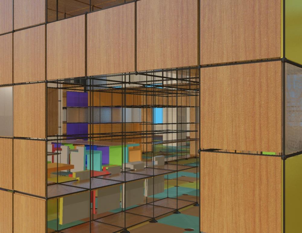 Kiratsuda Chirathivat Interior Design - Detail