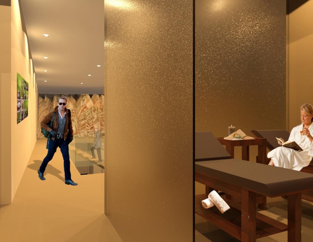 Kiratsuda Chirathivat Interior Design - Hallway