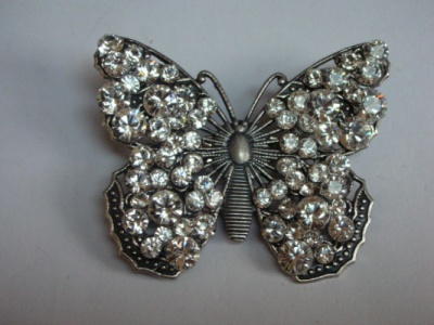 Curvaceous Design Portfolio - Butterfly brooch by Curvaceous Design.