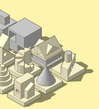 Hazel Lapastora - architecture