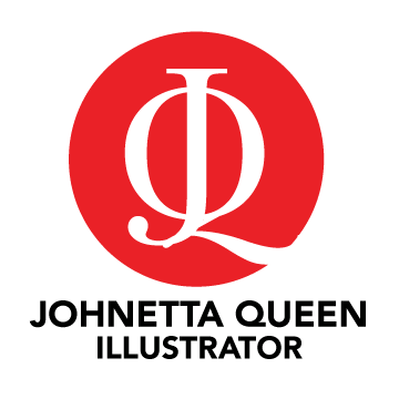 Johnetta Queen - Illustrator