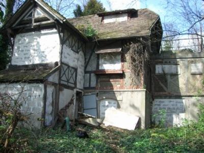 Cycled, architecture et décoration - Extension de maison des années 1930 Nogent sur Marne 2002