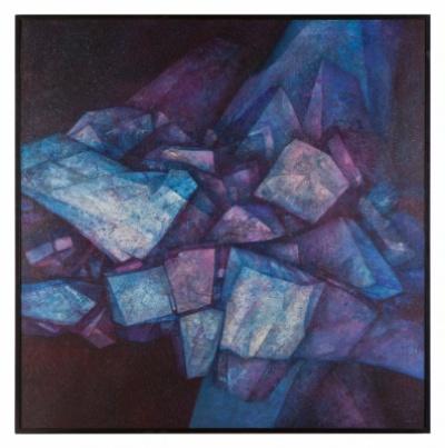 juanpita - Azules, carmines y violetas